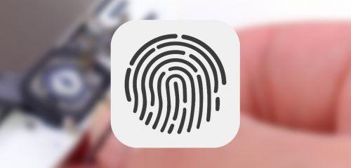 Новая версия Touch ID