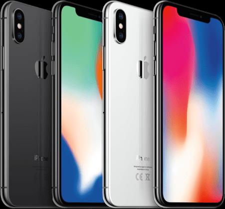 iPhone X по лучшей цене  в Санкт-Петербурге