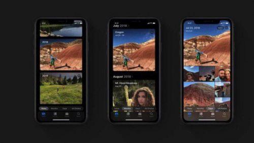 В iOS 13 появятся новые инструменты для редактирования фото и видео.