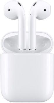 Apple AirPods 2 с беcпроводной зарядкой