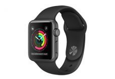 Apple Watch Series 1, 38 мм, корпус из алюминия, ц…