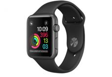 Apple Watch Series 1, 42 мм, корпус из алюминия, ц…