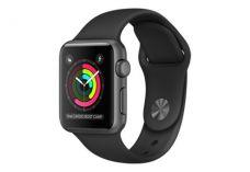 Apple Watch Series 2, 38 мм, корпус из алюминия, ц…