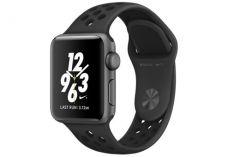 Apple Watch Nike+ 38 мм, корпус из алюминия цвета …