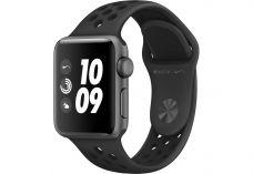 Apple Watch Nike+ Series 3, 38 мм, корпус из алюми…
