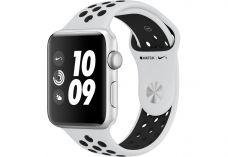 Apple Watch Nike+ Series 3, 42 мм, корпус из сереб…