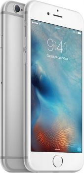 iPhone 6s 64 ГБ Серебристый