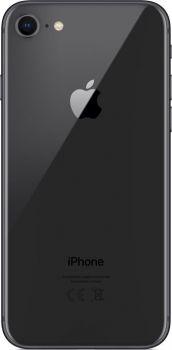 iPhone 8 64 ГБ Серый космос задняя крышка