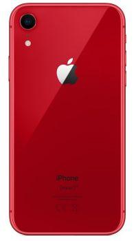 iPhone XR 128 ГБ (PRODUCT)RED задняя крышка