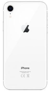 iPhone XR 128 ГБ белый задняя крышка