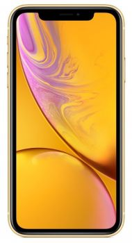 iPhone XR 64 ГБ желтый