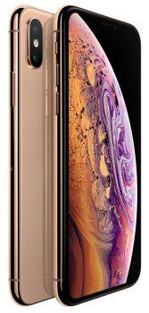iPhone XS 64 ГБ золотой задняя крышка с камерой и дисплей