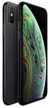 iPhone XS Max 512 ГБ «серый космос» задняя крышка с камерой и дисплей